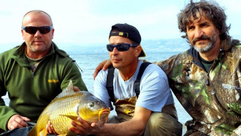 הישרדות בכנרת תחרות בינלאומית לדייג קרפיונים בכינרת