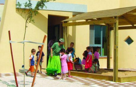 בזכות הקליטה: 9 מבנים חדשים לגני ילדים בגולן