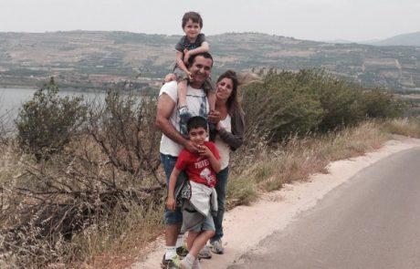 משפחות חדשות שהגיעו השנה לגולן