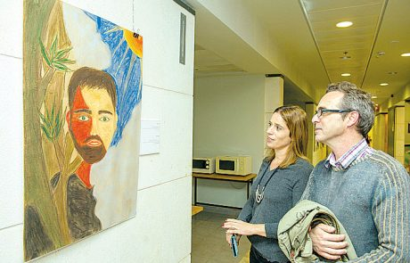 שתי תערוכות של המכון לאמנויות בתל חי