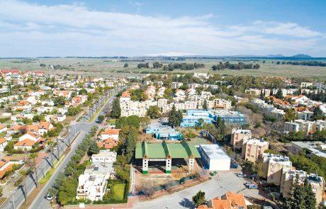 מרכז צעירים ויזמות בבית הספר גמלא הישן בקצרין