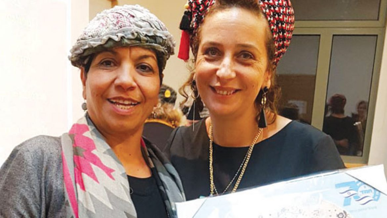 בוגרת אוהלו זכתה בפרס החינוך הארצי