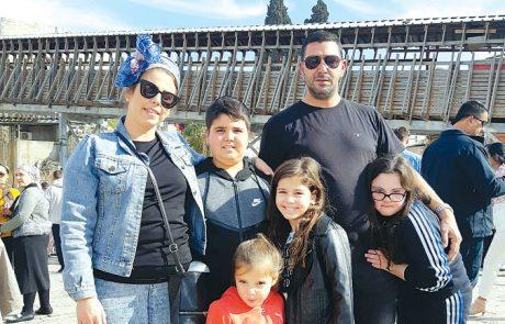 משפחות חדשות בקצרין,מרכז צעירים קצרין מציג:קליטה בצל הקורונה