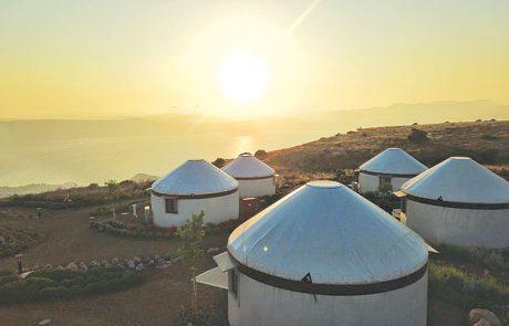 תיירות הגולן נפתחת לאחר ימי הסגר הרבים