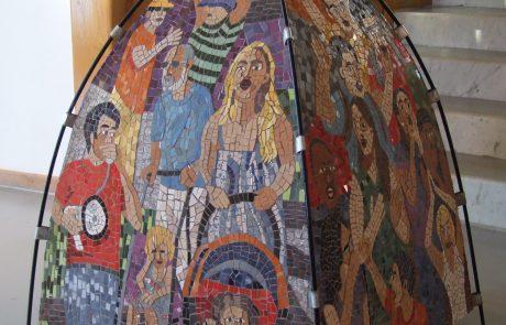 תערוכה חדשה בגלריית אמני הגולן בווסט