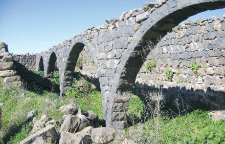 רמת הגולן – מארכיאולוגיה להיסטוריה