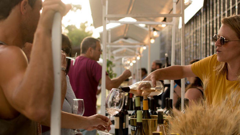 חגיגת יין של  11 יקבים מהגולן