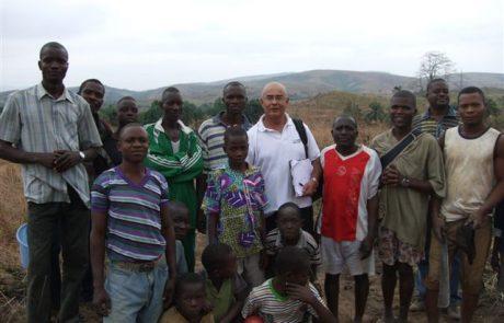 """שליח האו""""ם מהגולן למדינות המתפתחות"""
