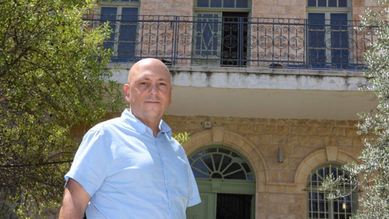 """שלומי בן נון – מנכ""""ל חדש למכללה האקדמית צפת"""