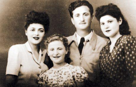 סבתא שוש שלי – סבתא גיבורה