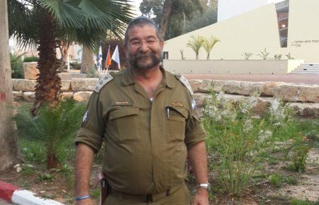 חייו הכפולים של מפקד נפת העמקים – אלוף משנה במיל' חיים רוקח