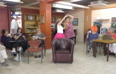 מועדון הוותיקים בצפון הגולן