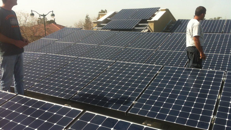 """חברת """"גולן סולאר"""", חברת ייעוץ, תכנון וליווי של פרויקטים סולאריים"""