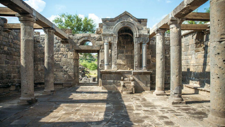 עבר והווה בבתי הכנסת בגולן