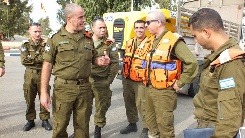 """הכירו – אל""""מ רונן כהן, מאניעם, הוא קצין הלוגיסטיקה של פיקוד העורף"""