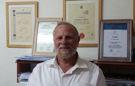 הרב שוקי הרשקוביץ, מחיספין, הוא הרב המגשר