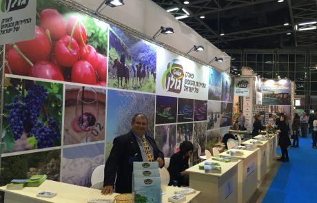 תיירות גולן ביריד התיירות הבינלאומי 2016