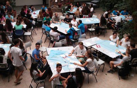 מיזם פורץ דרך: כיתת גוונים בבית הספר נופי גולן