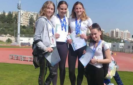 אתלטיקה בקצרין -בדרך לליגה הארצית