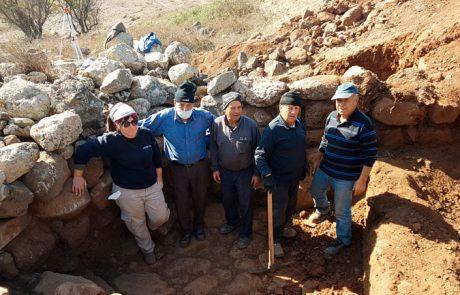 ממצאי החפירות החדשות בתל מחפי