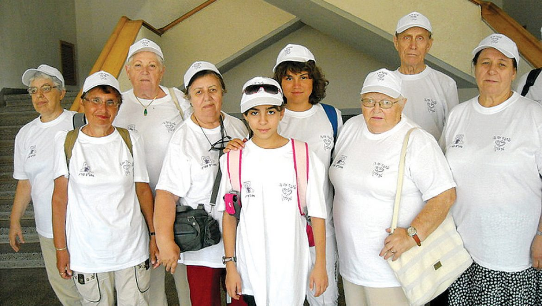 להזדקן עם קבוצת יזמות מקצרין