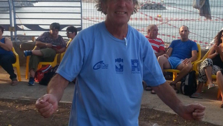 הכירו את מתנדב השבוע: יוסי גרוסמן