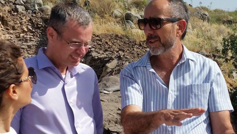 שר התיירות: להעצים את התיירות בגולן