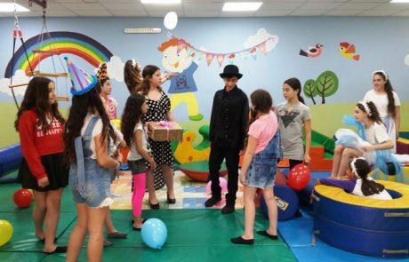 הקצריבל – המופע של ילדי קצרין