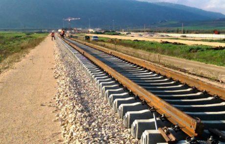 הושלם שלב ג' בהקמת תחנות רכבת העמק