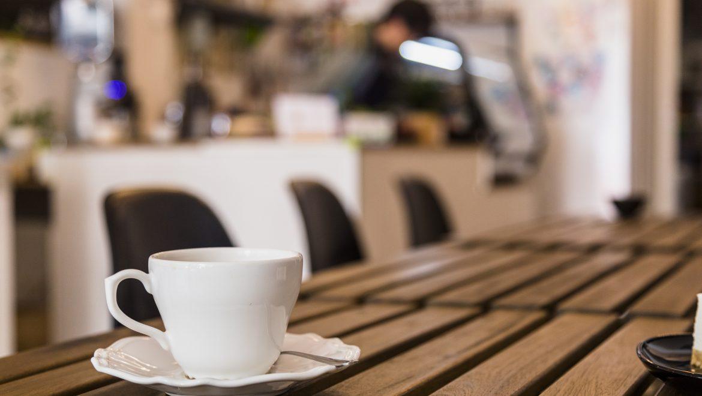 קפה בהיכל לאן…