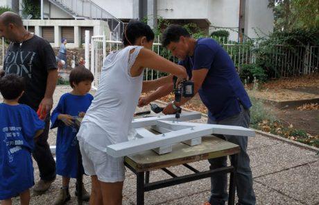 לעבוד עם עץ – חוויה מרתקת