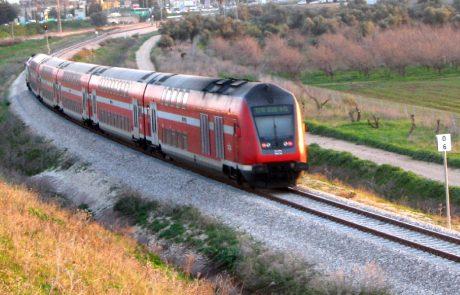 בקרוב: רכבת אקספרס מטבריה לתל-אביב בשעה בלבד
