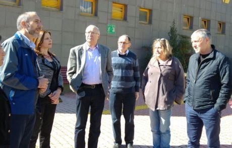 נציגי השדולה לקידום החינוך בכנסת מתרשמים מהפדגוגיה החדשה בגולן