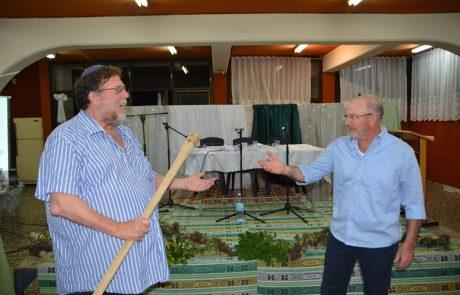 בית הדין הרבני בגולן מציג – מרד מיסים ב'שלום ושלווה'