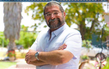 ראש המועצה האזורית גולן – חיים רוקח