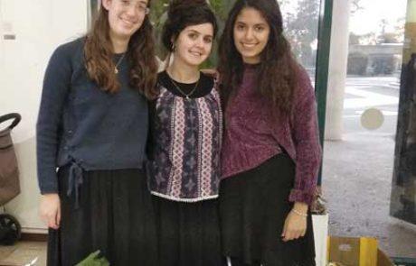 יריד תחפושות בקצרין: מיזם של צדקה וחסד