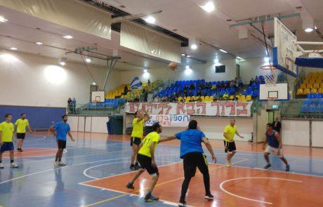 ליגת היישובים בכדורסל