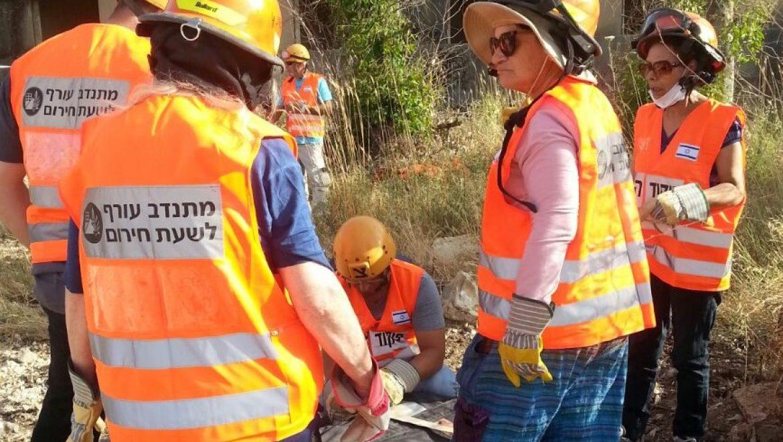 מתנדב השבוע: שרה סאקס – לעשות בשביל הנפש