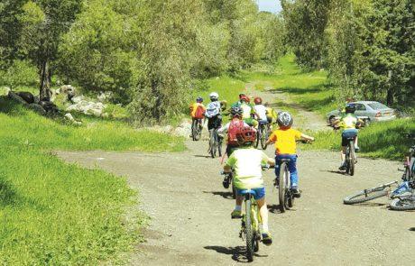 טורניר אופניים פרחי ספורט בקצרין