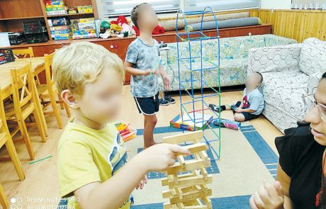 """מועדונית צמי""""ד לצעירים נפתחה במתנ""""ס קצרין"""