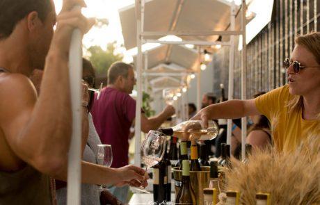 חגיגת יין בגולן