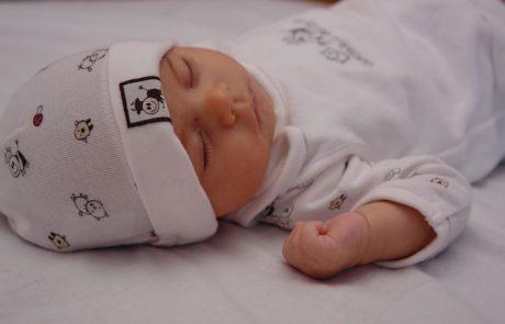 תינוק בא לעולם