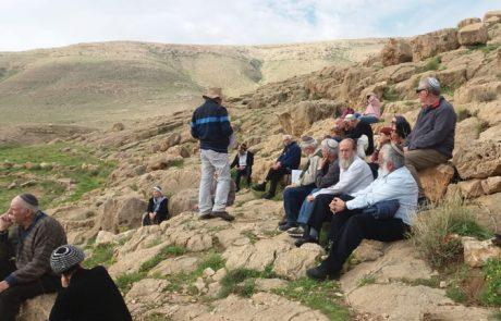 סיור בתולדות עם ישראל