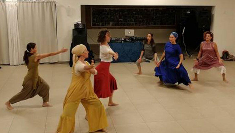 """""""המרכז לנשים רוקדות"""" – תכנית 2019"""