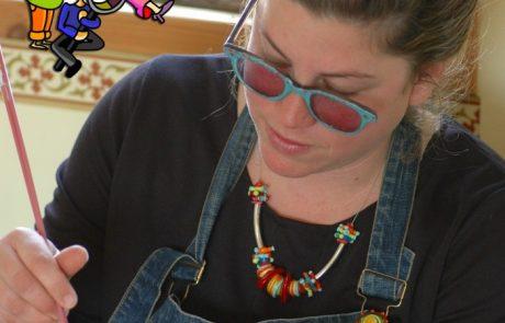 רינה אפלבוים- חיה ונושמת את האומנות שלה