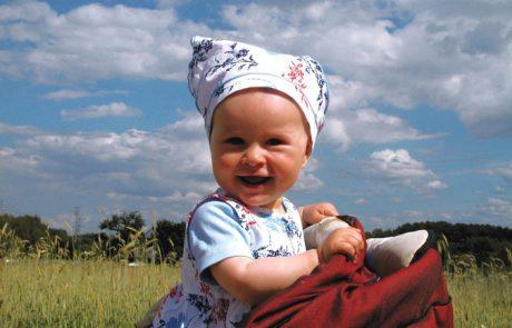 גיל 4 חודשים- שינוי התפתחותי ראשון
