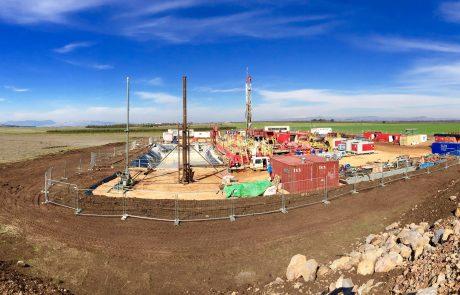 אישור להמשך קידוחי הנפט בגולן