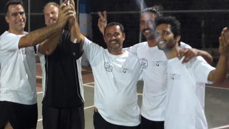 אניעם – אלופת ליגת יישובי הגולן בכדורגל